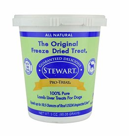 Stewarts Stewarts Pro-Treat Freeze Dried Lamb Liver Treats 3oz