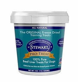 Stewarts Stewarts Pro-Treat Freeze Dried Beef Liver Treats 4oz