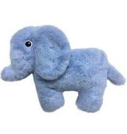 Foufou Foufou Dog Pastel Pals Fuzzy Tuffies Elephant L