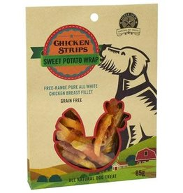 Silver Spur Silver Spur Chicken Wrapped Sweet Potato 85GM