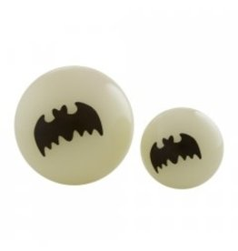 "Planet Dog Planet Dog ""Bat"" Ball White Large"