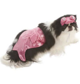Fashion Pet Fashion Pets Pink Fish Costume M/L