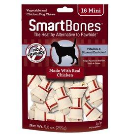 Smart Bones SmartBones, Chicken, Mini, 16 pack