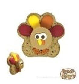 Bosco and Roxy's Bosco and Roxy's Oh My Gourd 3D Turkey Face