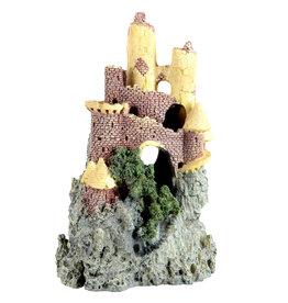 Underwater Treasures Underwater Treasures Castle on Mountain