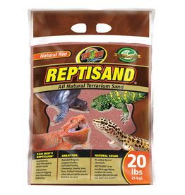 Zoo Med Zoo Med ReptiSand - Natural Red - 20 lb