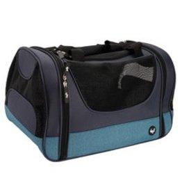 Dogit Dogit Explorer Soft Carrier Tote Carry Bag - Blue