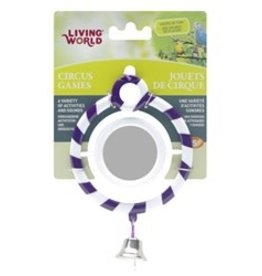 Living World Circus Toy - Mirror - Purple