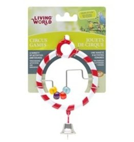 Living World Circus game - Abacus - Red