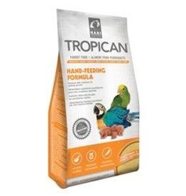 Tropican Tropican Hand feed formula parrot 400g