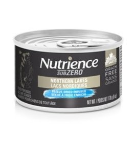 Nutrience Nutrience Grain Free Subzero Northern Lakes Dog Wet Food - Pâté for Dogs - 170 g (6 oz)