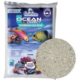 CaribSea Caribsea Ocean Direct Live Oolite - 20 lb