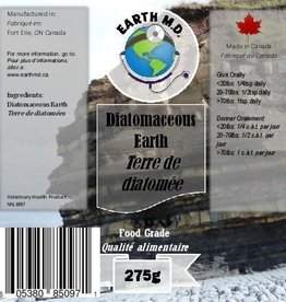 Earth M.D. Earth MD Diatomaceous Earth 275g Shaker
