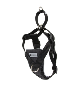 RC Pets RC Pets Tempo No Pull Harness S Heather Black