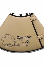 All Four Paws All Four Paws Tan Comfy Cone XXL