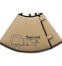 All Four Paws All Four Paws Tan Comfy Cone Long Neck S
