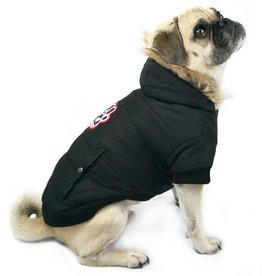 Canada Pooch Canada Pooch North Pole Parka Black 14+