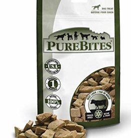 Purebites Purebites Beef Liver Value Size 250g