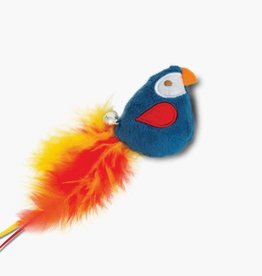 Catit Catit Play Pirates Catnip Toy, Parrot