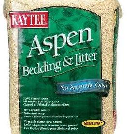 Kaytee Kaytee Aspen Bedding for Birds 1x4 cubic feet