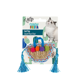 All Four Paws All for Paws Whisker Fiesta Bag