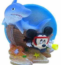 Penn Plax Penn Plax Disney Mickey Mouse with Shark