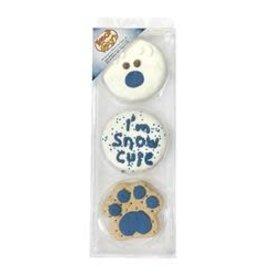 Bosco and Roxy's Bosco and Roxy's Snow Cute! Prepackaged I'm Snow Cute Circles