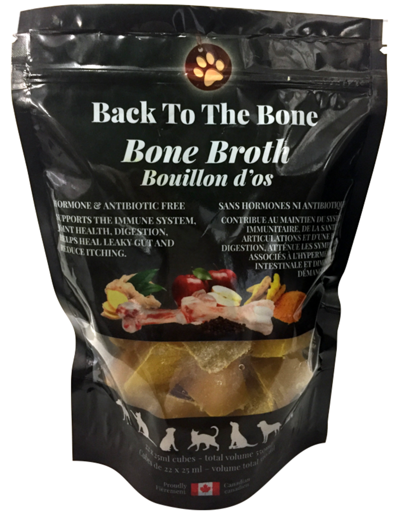 Back to the Bone Back to the Bone Bone Broth