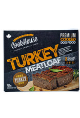 Big Country Raw Big Country Raw Cookhouse - Turkey Meatloaf