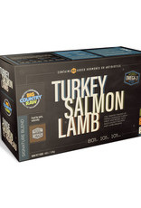 Big Country Raw Big Country Raw Turkey Salmon Lamb 4lb