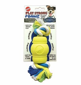"""Spot Spot Play Strong Foams Chew with Rope 2.75"""""""