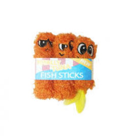Petstages Petstages Fish Sticks Catnip Toy