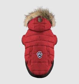 Canada Pooch Canada Pooch North Pole Parka Red 14+
