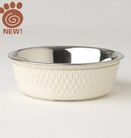 "Petrageous Petrageous Kona Bowl White 8.5"" 6.5C"