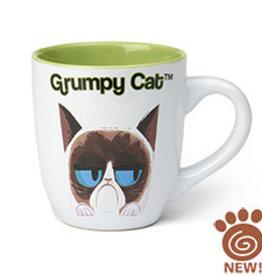 Petrageous Petrageous Grumpy Cat Mug Grey