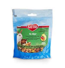 Kaytee Kaytee Fiesta Yogurt Dipped Treat Tropical Fruit 3.5oz