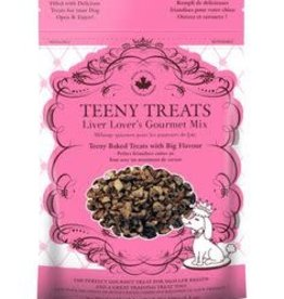 Toreros Toreros Teeny Treats Liver Lovers Gourmet Mix 5.3oz