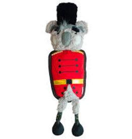 "Outward Hound Outward Hound Christmas Seamz Koala Nutcracker 21"""