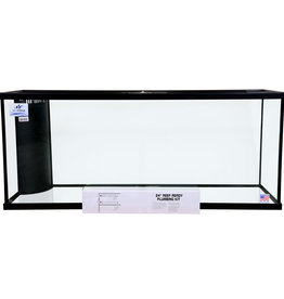 Seapora 120 Gallon Reef Ready Aquarium (60x18x25) - Seapora