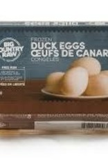 Big Country Raw Big Country Raw Frozen Duck Eggs 6ct