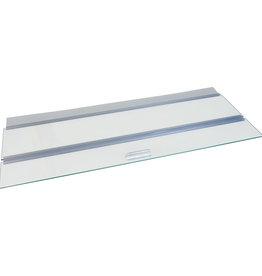 """Seapora Glass Canopy - 30"""" x 12"""""""