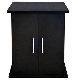"Seapora Empress Cabinet Stand - Black - 24"" x 24"""