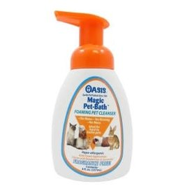 Oasis Magic Pet Bath 8oz
