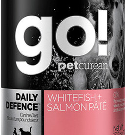 GO! Go! Whitefish and Salmon Pate