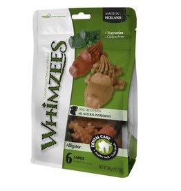 whimzees Whimzees Alligator Large 6pk