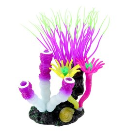 Underwater Treasures Underwater Treasures Anemone with Sponge Purple