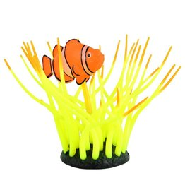 Underwater Treasures Underwater Treasures Bubbling Clown in Anemone Yellow
