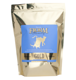 Fromm Fromm Gold Mature Cat 5lb