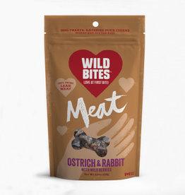 Wild Bites Wild Bites Ostrich & Rabbit with Wild Berries -  120 G