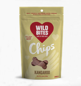 Wild Bites Wild Bites Kangaroo Chips - 120 g
